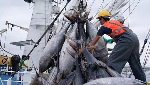 Industria nacional recibirá 30% del atún que capture nave extranjera