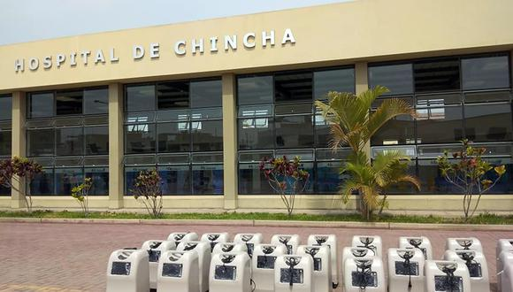 Chincha: Implementan 25 concentradores de oxígeno para Área COVID-19 de EsSalud.