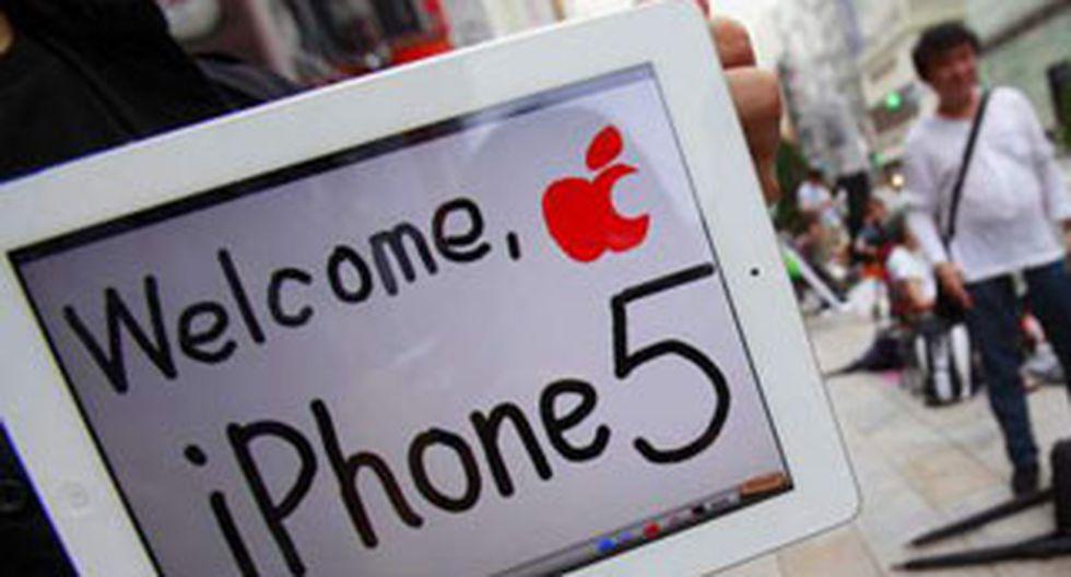 Venta de Iphone 5 causa furor en Australia y Japón
