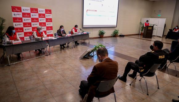 Contraloría inicia Operativo de Control para supervisar manejo de recursos públicos en Ica. Foto: GORE Ica