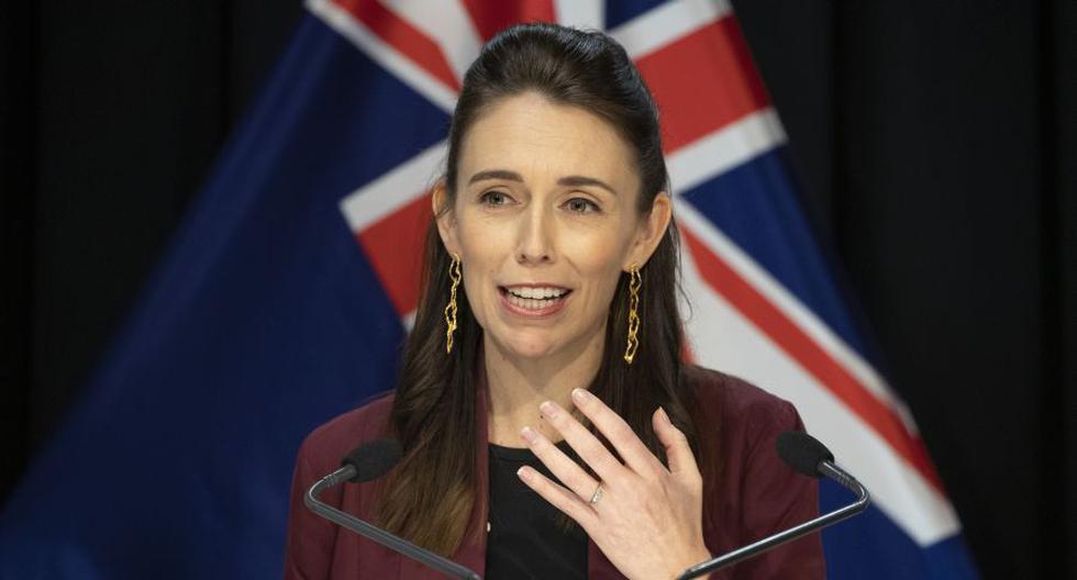 La primera ministra de Nueva Zelanda Jacinda Ardern. (Foto: Mark Mitchell / POOL / AFP).