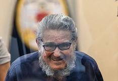 Así fue hallado Abimael Guzmán en su celda, según el acta del levantamiento del cuerpo