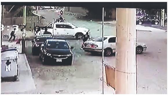 Banda delictiva tiene en zozobra a la población trujillana y con armas de fuego despojan a sus víctimas de sus modernos vehículos.