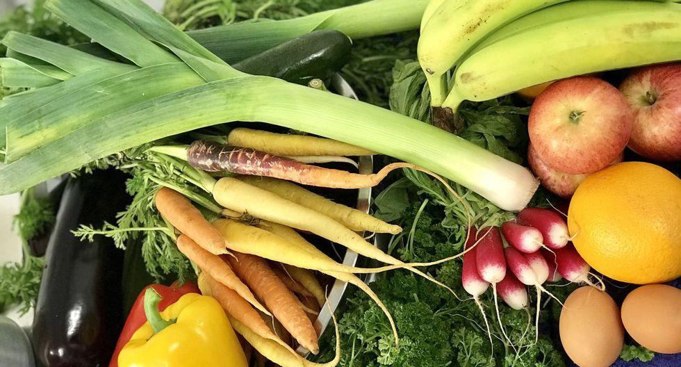 La conservación de frutas y verduras no es tarea difícil si queremos que se mantengan en buen estado durante unos días. (Foto: Píxabay)