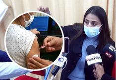 Cusco: enfermeras reconocen que vacunaron a sus hijas en el Poder Judicial pero niegan que haya sido aprovechamiento (VIDEO)