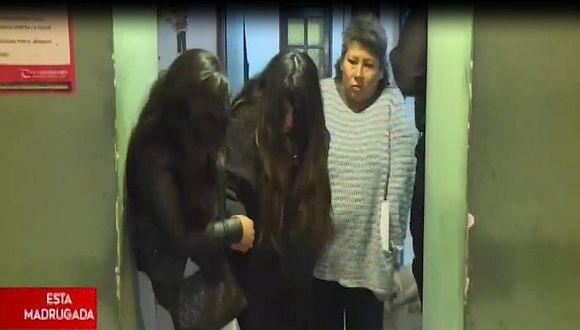 Mujer resultó herida tras ser arrastra por mototaxi de su pareja en Villa María del Triunfo (VIDEO)