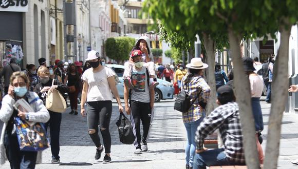 Arequipa tuvo mayor desempleo, en relación a las otras regiones del sur del país| Eduardo Barreda