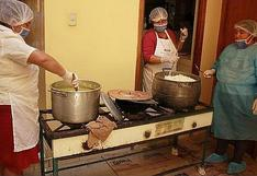 800 comedores y ollas comunes son desinfectados por COVID-19 en Arequipa