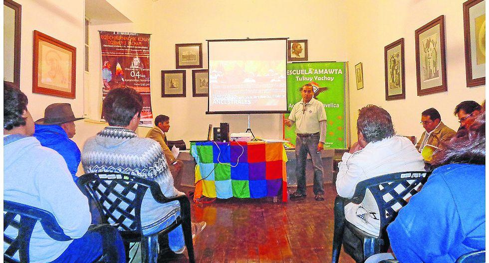 Escuela Amawta dará cursos de quechua gratis por internet