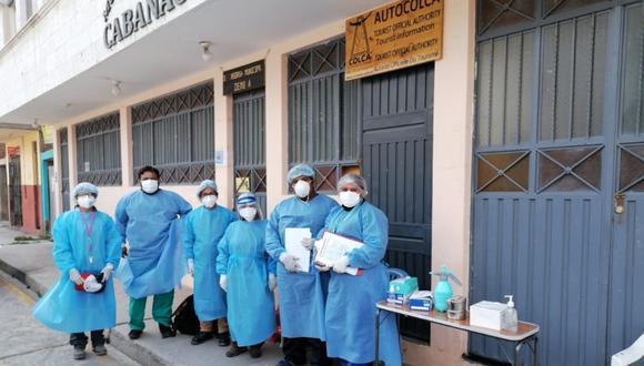 Centros de salud necesitan de más personal y equipamiento (Foto Difusión)