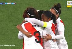 Perú vs Costa Rica: Steffani Otiniano anotó el primer gol del partido poniendo en ventanja a la 'Bicolor' (VIDEO)