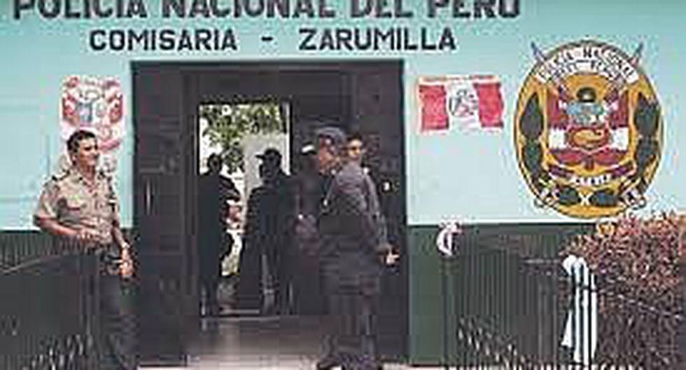 Retienen a un menor de edad implicado en acto delictivo en Zarumilla