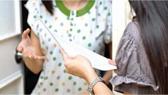 Comisión del Congreso aprueba ley para desalojar a inquilinos morosos