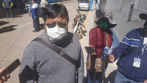 Juliaca: intervienen a comuna por posible compra irregular de víveres