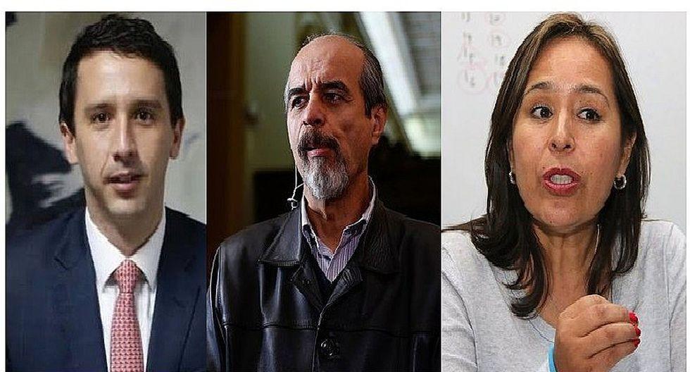 APRA: JNE admite candidaturas de Mauricio Mulder, Mijael Garrido Lecca y Nidia Vílchez