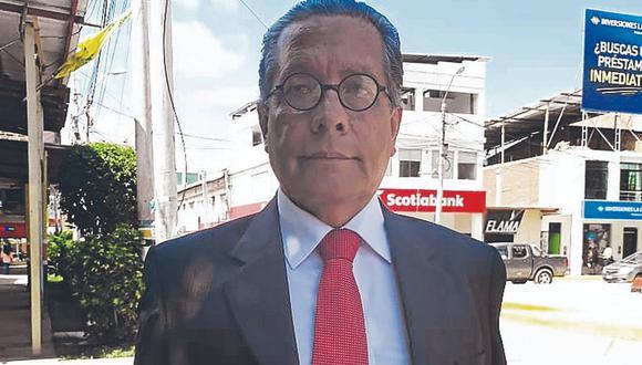 """Javier Padilla: """"Emucsac debe más de 3 millones de soles en impuestos a la Sunat"""""""