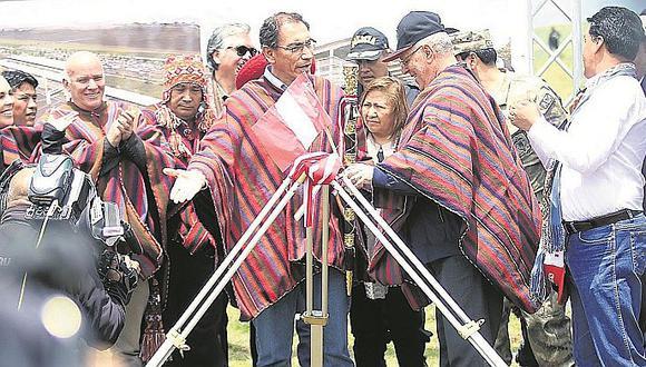 Kuntur Wasi reclama pago millonario por caso Chinchero