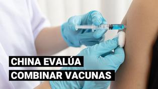 China: país admite que eficacia de sus vacunas anticovid-19 no es alta y estudia mezclar varias de ellas