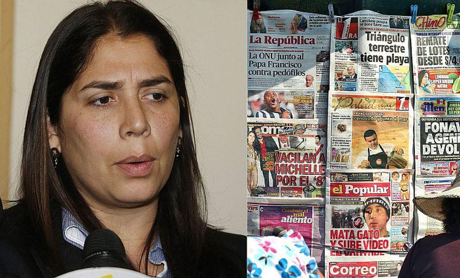 Fuerza Popular tenía pensado demandar a medios de comunicación por difundir chats