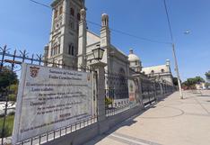 Ica: Santuario de Luren abre sus puertas con medidas restrictivas
