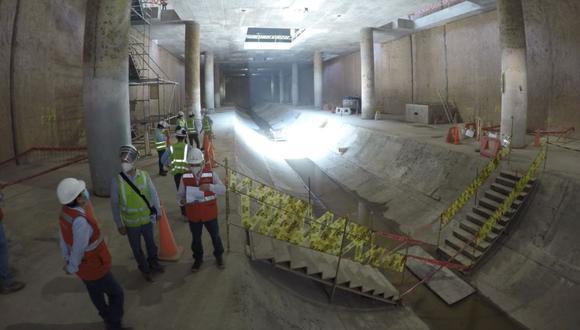 La Línea 2 del Metro de Lima es una obra cuyo contrato de concesión es por 35 años. (Foto: Contraloría)