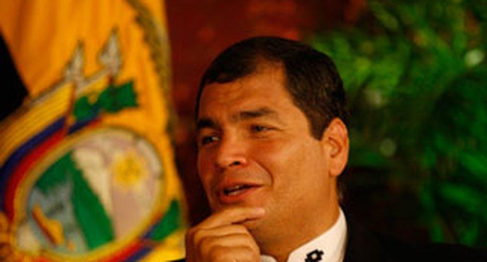 Rafael Correa es el Presidente de mayor aprobación en América