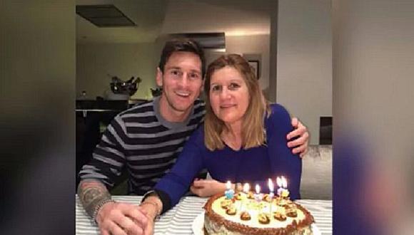 Lionel Messi: vestido que usó su madre en boda desata polémica en las redes