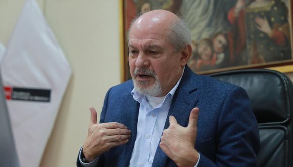 Pedro Cateriano consideró que la devolución de aportes de la ONP aprobada por el Congreso es inconstitucional
