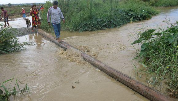 Lluvias en Áncash: Cuatro provincias serían declaradas en emergencia