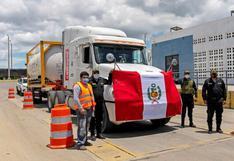 Tumbes: Ingresan 20 toneladas de oxígeno importadas de Ecuador