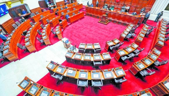 El Congreso debate este jueves reformas constitucionales. (Foto: GEC)