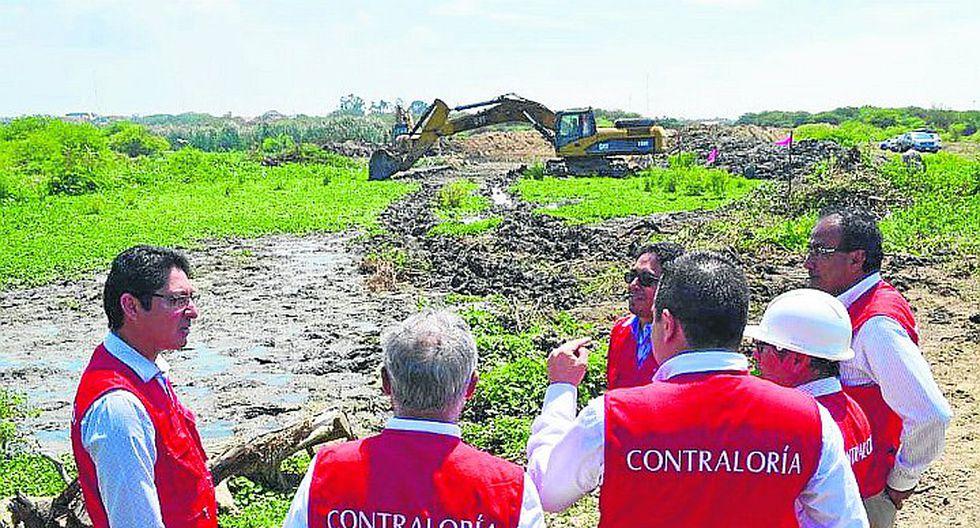 La reconstrucción en la región llega al 3.2% de avance