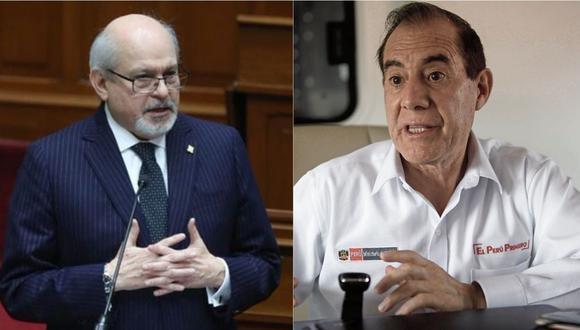 Exprimer ministro Pedro Cateriano se pronunció sobre voto de confianza otorgado a Walter Martos.