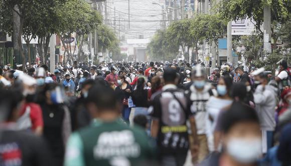 El Ministerio de Salud (Minsa) actualizó cifras. (Foto: Jorge Cerdán/GEC)