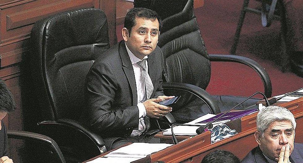 Fiscalía pide levantar inmunidad a legislador Osías Ramírez de Fuerza Popular