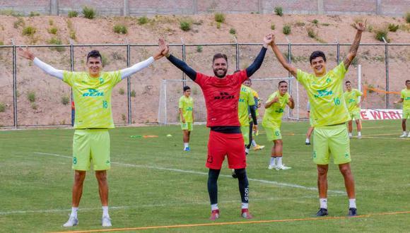 Ayacucho FC será local contra Gremio en Ecuador. (Foto: @fc_ayacucho)