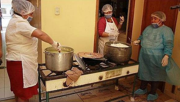 Comedores populares no reciben apoyo de la Municipalidad de Arequipa desde abril