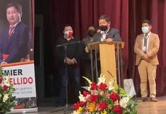 """Premier Guido Bellido se pronuncia sobre """"nacionalización"""" del gas de Camisea en Arequipa"""