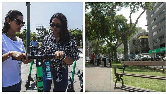 Scooters en Miraflores: Multarán con S/1,200 a personas que manejen con audífonos