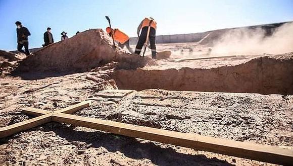 Presentan documentos para II etapa del cementerio Culebrillas en Arequipa