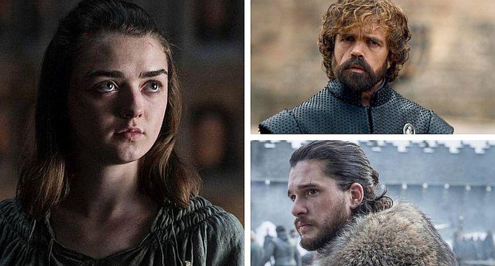 'Game of Thrones': Los nombres de los personajes que son cada vez más populares
