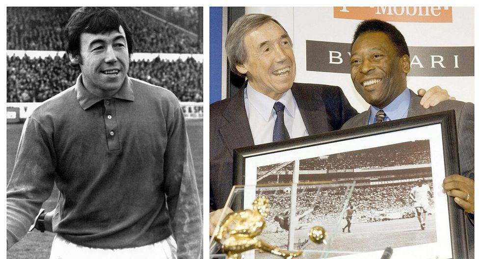 Murió Gordon Banks, el de la 'atajada del siglo' a Pelé (VIDEO)
