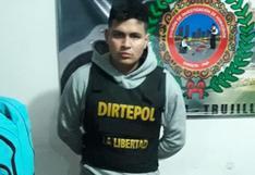 Capturan al presunto asesino de un efectivo policial en La Libertad (VIDEO)