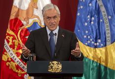 Piñera posterga su gira a Europa por agravamiento de la pandemia en el país