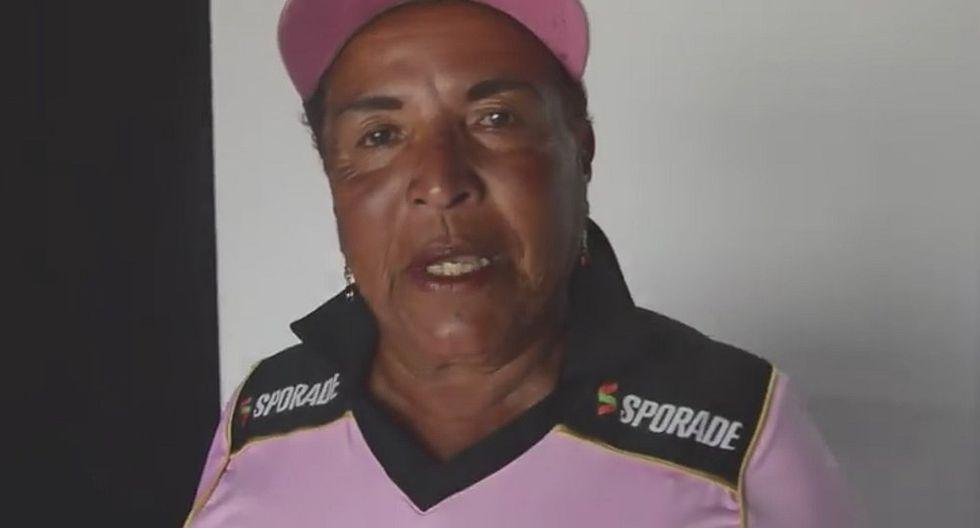 Sport Boys: 'Tía Poco Floro' apareció en saludo del club por el Día de la mujer (VIDEO)