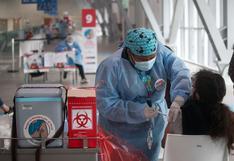 COVID-19: Mañana se reiniciará vacunación en todos los locales de Lima y Callao