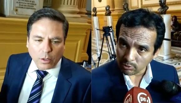Acción Popular y Frente Amplio no respaldarán moción de censura contra Daniel Salaverry