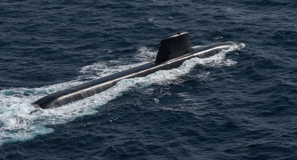 Imagen referencial. Indonesia cuenta en la actualidad con una flota de cinco submarinos dos de fabricación alemana, incluido el desaparecido, y tres fabricados en Corea del Sur. (Foto: EFE)