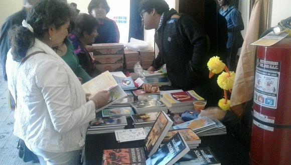 Así empezó el XXXV Encuentro Nacional de Literatura Infantil y Juvenil en Tacna