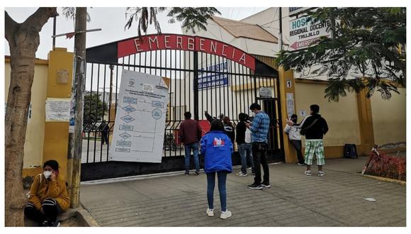 Está ubicado en el Hospital Regional Docente de Trujillo. Además, La Libertad es la segunda región con mayor incidencia de violación sexual.